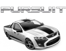 New FPV Pursuit Ute