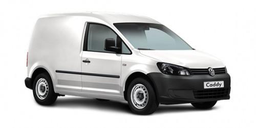 2017 MY15 Volkswagen Caddy Van 2KN Van Van