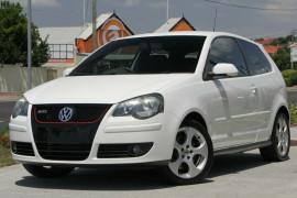 Volkswagen Polo GTi 9N MY2008