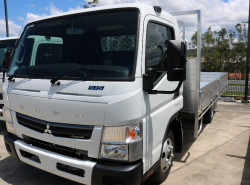 Fuso Canter 515A WIDE CAB W/ ALLOY TRAY