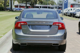 2016 MY17 Volvo S60 F Series T5 Luxury Sedan
