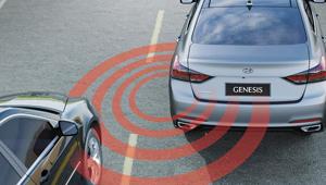 Genesis Driver Assistance Technology