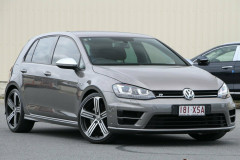Volkswagen Golf R 4MOTION VII MY14