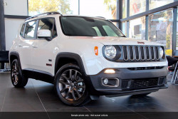 Jeep Renegade 75th Anniversary Edition BU