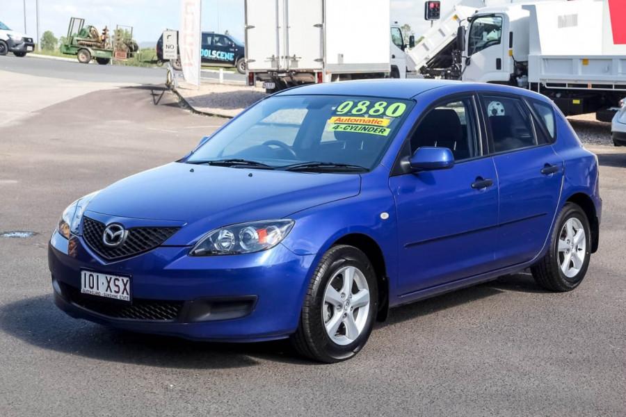 2009 MY08 Mazda 3 BK10F2  Neo Sport Hatchback