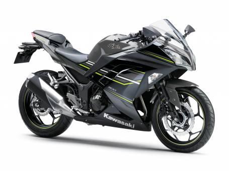 New 2017 Ninja 300 ABS