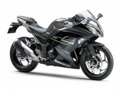 New Kawasaki 2017 Ninja 300 ABS