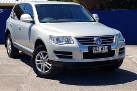 Volkswagen Touareg TDI 7L  V6