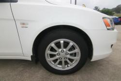 2011 Mitsubishi Lancer CJ MY11 SX Sedan