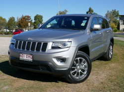 2015 Jeep Grand Cherokee WK Laredo Wagon