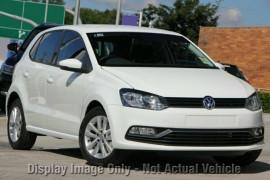 Volkswagen Polo 81TSI Comfortline 6R