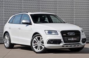 Audi SQ5 3.0 TDI 8R