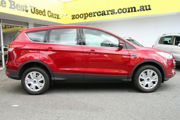 2015 Ford Kuga TF MY15 Ambiente 2WD Wagon