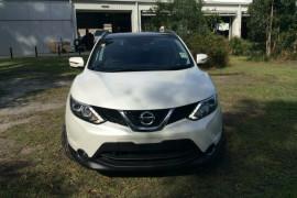 Nissan QASHQAI Ti J11