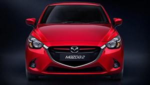 All-New Mazda2 Chic style meets efficiency