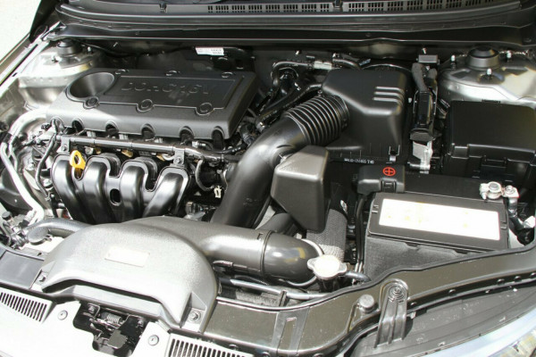 2012 Kia Cerato TD MY12 S Hatchback