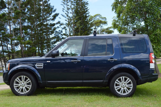 2011 Land Rover Discovery 4 Series 4  SDV6 HSE Wagon