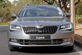 Skoda Superb 162TSI Wagon NP