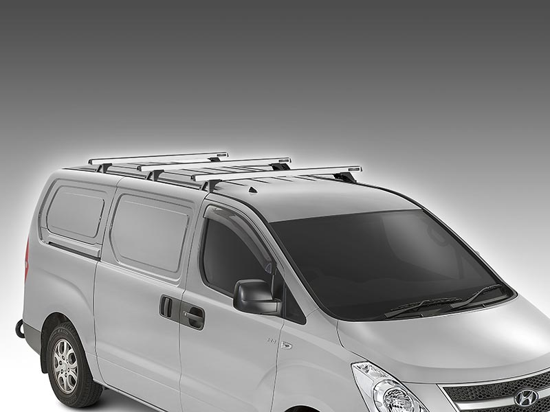 Commercial Roof Racks (3 Bar Set)