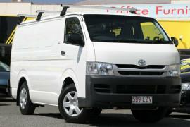 Toyota Hiace LWB TRH201R MY08