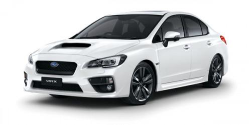 2017 MY Subaru WRX V1 Premium Sedan