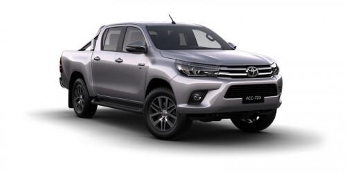 2017 MY16 Toyota HiLux GUN Series SR5 4x4 Double-Cab Pick-Up Utility