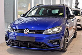 Volkswagen Golf Wagon R Grid Edition 7.5