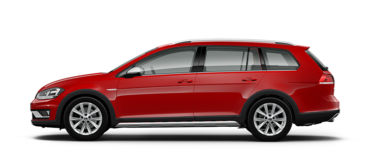 New Volkswagen New Golf Alltrack