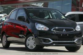 Mitsubishi Mirage Hatch ES LA