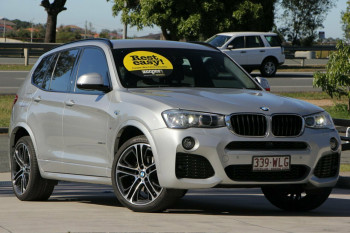 BMW X3 xDrive20i Steptronic F25 LCI