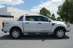 2015 Ford Ranger PX Wildtrak Double Cab Utility