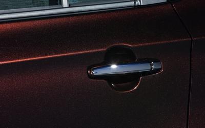 "<img src=""Chrome door handle covers"