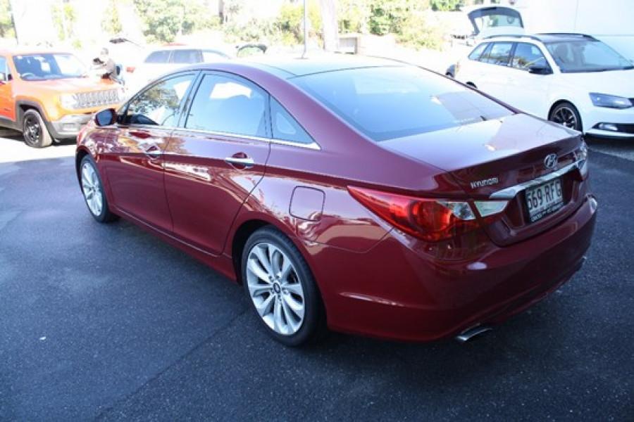 2010 Hyundai I45 YF Premium Sedan