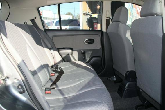 2008 MY07 Nissan Tiida C11 MY07 ST Hatchback