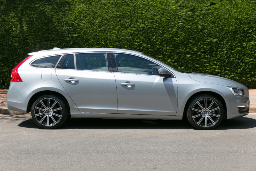 2016 Volvo V60 F Series D4 Luxury Wagon