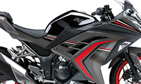 2016 Ninja 300 ABS Ergonomic Riding