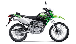 2017 KLX250S Smooth Power and Precision Handling