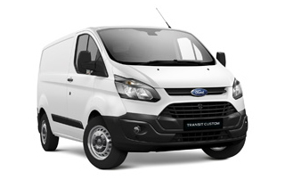 New Ford All-New Transit Custom