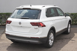 2017 MY18 Volkswagen Tiguan 5N Highline Wagon