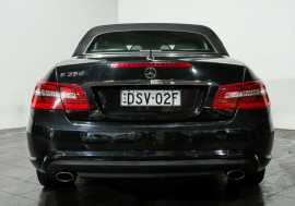 2011 MY12 Mercedes-Benz E350 A207 MY12 BlueEFFICIENCY 7G-Tronic + Avantgarde Cabriolet