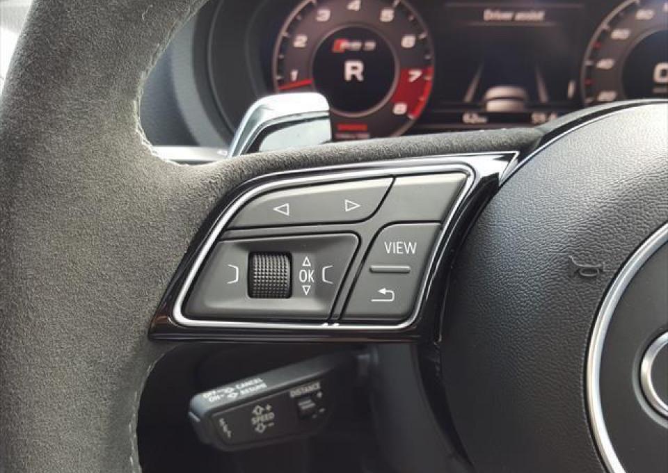 2017 MY18 Audi Rs3 8V  Sedan