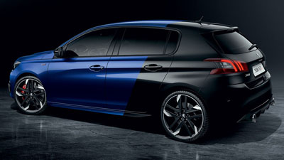 308 GTi Keeping All Your Senses Alert