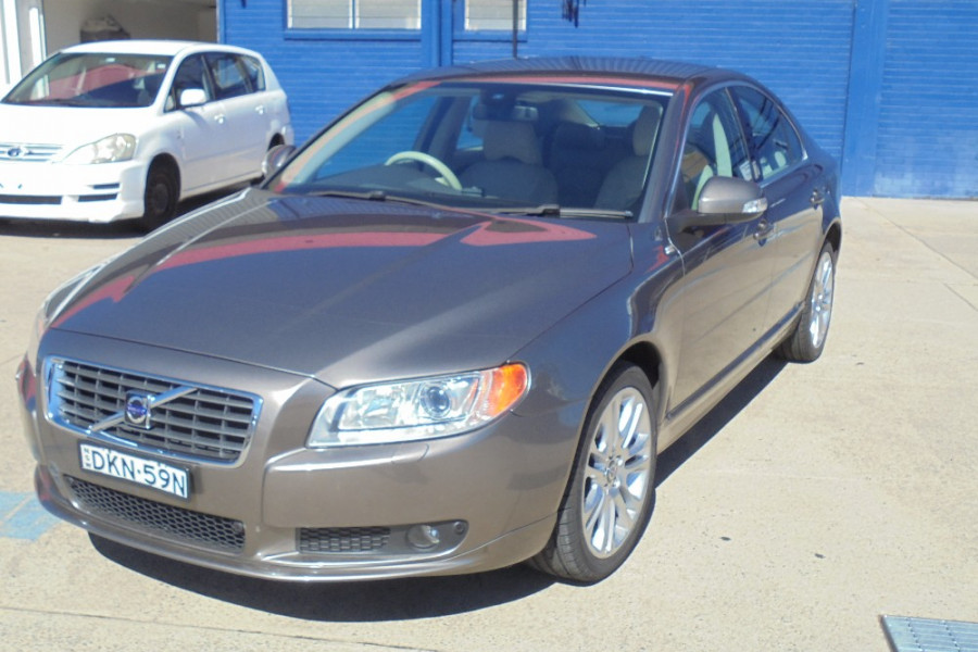2007 my volvo s80 a series sedan for sale in woden john mcgrath ford. Black Bedroom Furniture Sets. Home Design Ideas