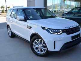 Land Rover Discovery TD4 SE