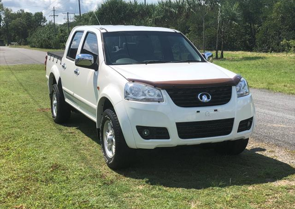 2013 Great wall V240 K2  Utility - dual cab