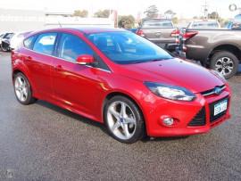 Ford Focus Titanium LW MKII