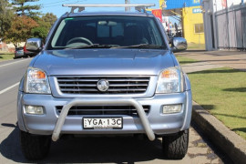 Holden Rodeo RA