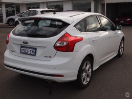 2015 MY14 Ford Focus Sport Hatchback