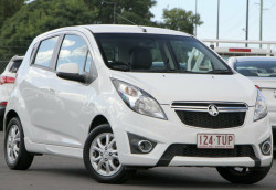 Holden Barina Spark CD MJ MY13