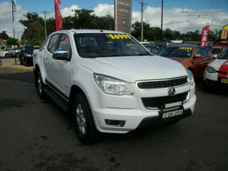 Holden Colorado LTZ RG Turbo